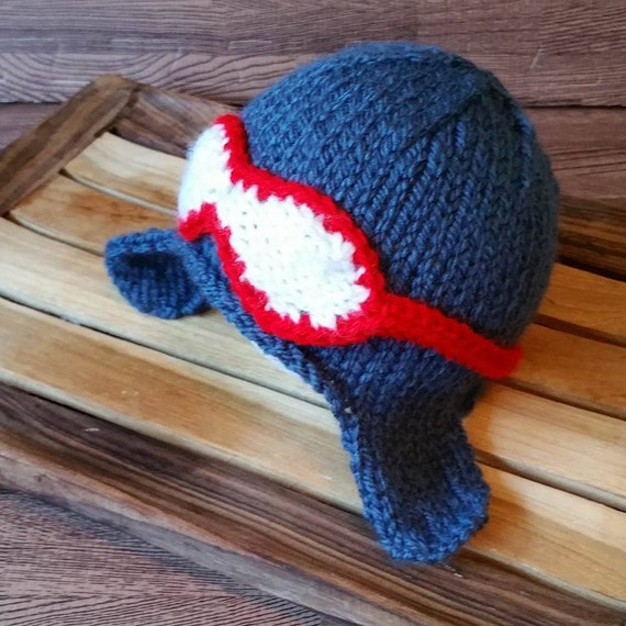 Knitting Patterns For Photography Props : Newborn knit pattern knitting photo prop