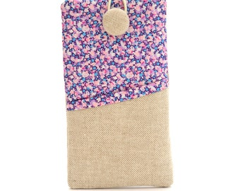 iPhone Case 5 5c 5s 6 6s - Liberty Fabric - Mobile Phone Case - Cell phone case