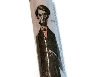 Abraham Lincoln Paper Bead