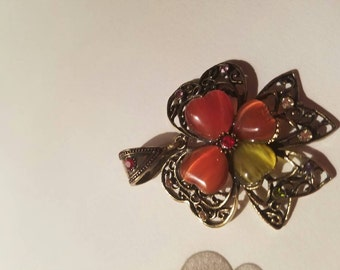 On sale, cute pendant #111, stones, different, great and inexpensive gift, mom, wife, girlfriend, colorful