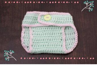 Baby Nappy Cover - Nappy Cover - Crochet Diaper Cover - Baby Diaper Cover - Diaper Cover Crochet Nappy Cover