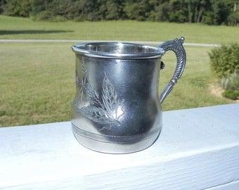 Quadruple Plate Silver Etsy