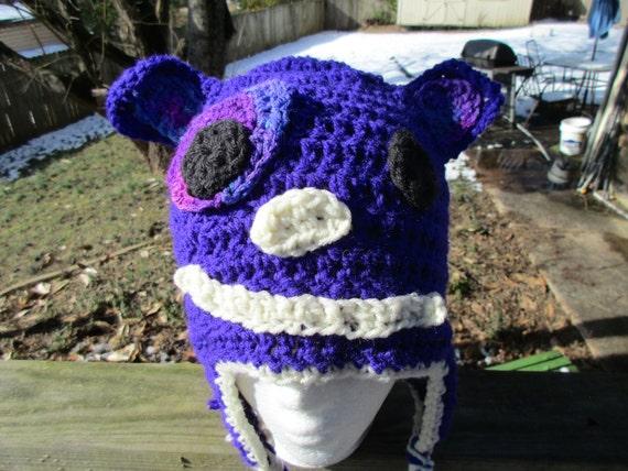 Crochet Critter Hat