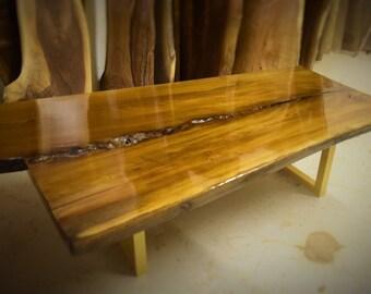 live edge wood slab | etsy