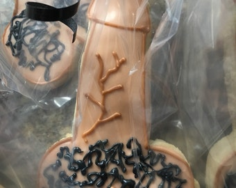 Penis cookies