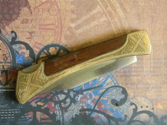 Couteaux de poche Yssingeaux Vintage - hommedesboisfr