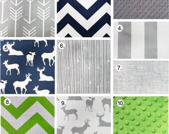 Design Your Own Custom Crib Set