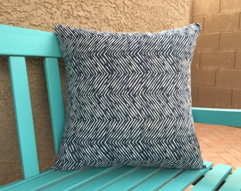 Euro Pillow - European Sham - Euro Pillow Sham - Navy Euro sham