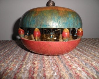 Crafted Cannonball Gourds