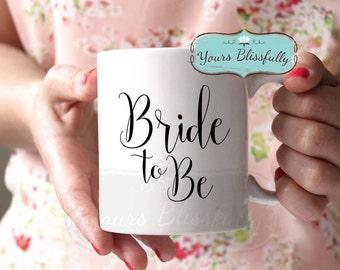 Bride to Be Mug, Engagement Gift, Bride Gift, Engagement Mug, Wedding Gift, Bride to Be Wedding, Wedding Planning, Gift for Bride