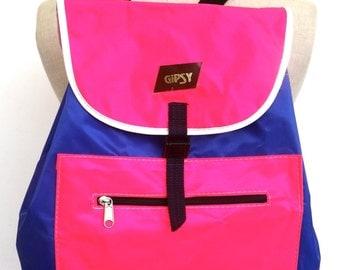 Backpack vintage 80s