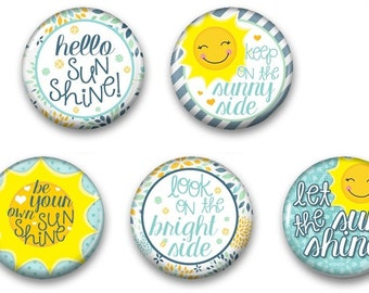 Inspirational Magnets - Inspirational Magnet - Inspirational Gift - Fridge Magnet - Fridge Magnets -