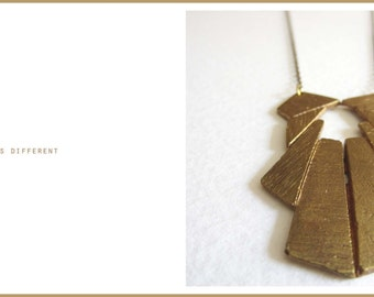 Collar bronce/ Bronze Necklace