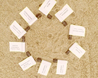 PERFUME SAMPLE SET ~ Perfume Sample Set of 10 ~ In 115 delicious fragrances - free shipping, fragrance tester, try before you buy