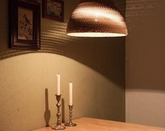 Cardboard lampshade, n10, type a