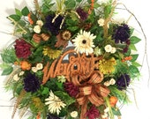 Fall Wreaths For Sale, Ar...