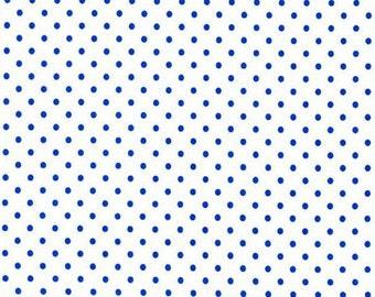 Michael Miller Fabrics - Petit Point Azure - SG4607-AZUR-D