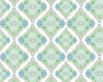 Blend Fabrics - Barcelona Mint - Sweet Siesta Collection - 108.104.03.1