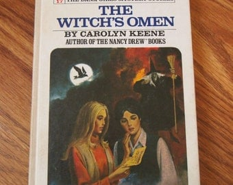 Dana Girls Mystery The Witch's Omen 1979 Carolyn Keene