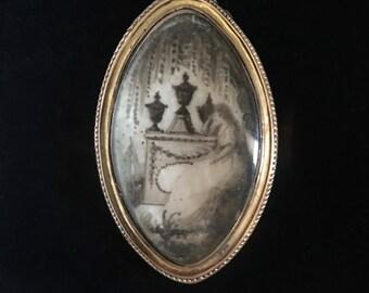 Georgian Mourning Ring