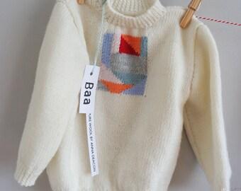 Geometric design Baby jumper