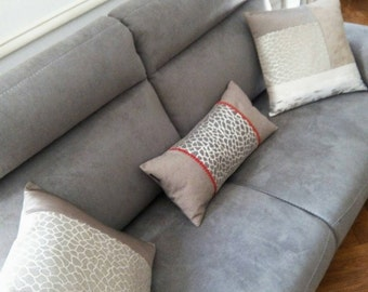 Gallery pictures cushions KOTONOU (price for 3)