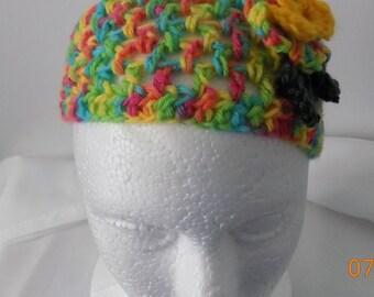 26---Multi Color Headband