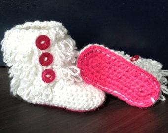 Crochet Uggies