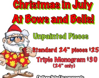 Christmas in July Markdown