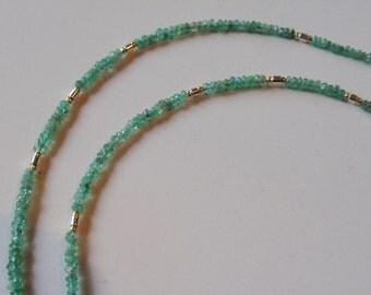 Emerald  Necklace(JK 747)