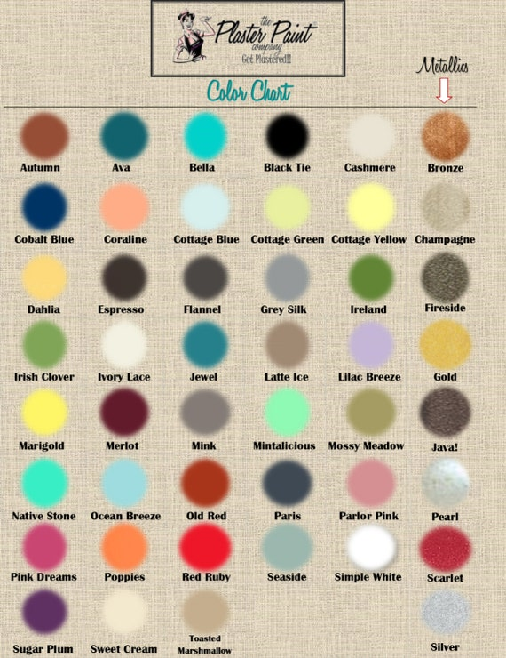Plaster Paint Colors : Plaster paint by the company sweetpeascharm