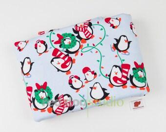 Penguin Joy | Baby Rib | 1 yd