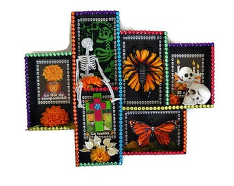 Day Of The Dead, Teachers Gifts, Show and Tell, Classroom Items, Skeletons, Skulls, Dia De Los Muertos Items, Day Of The Dead Items, Nichos