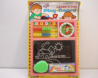 Learn and Fun Toy Games Play Board for kids