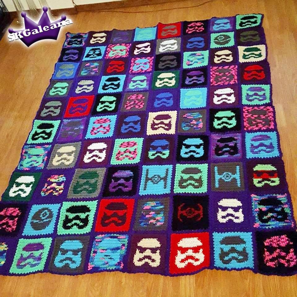 Star wars stormtrooper crochet blanket pattern zoom bankloansurffo Images