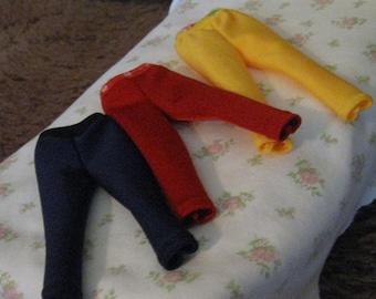 Leggings for Bratz, make under dolls, Everafter, and Monster High dolls