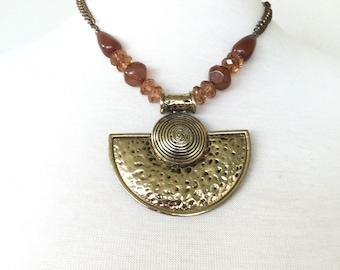 SALE Statement necklace