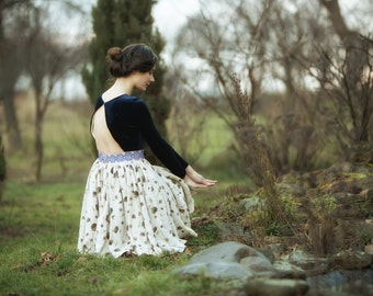 SALE Linen dress