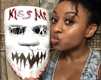 Purge Kiss Me Mask