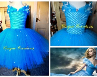 Short cinderella tutu dress