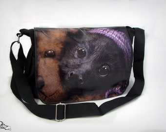 Shoulder Bag - Baby Bat
