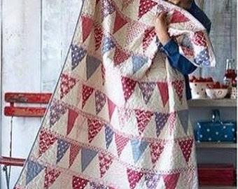 TILDA Candy Bloom Quilt Kit - Limited Edition