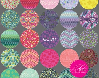 Eden by Tula Pink - Layer Cake