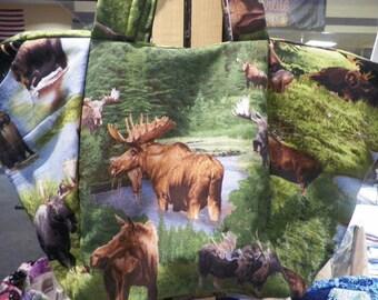 Moose Shoulder Bag
