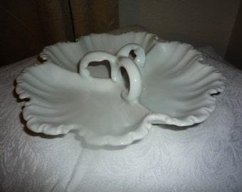Porcelain Candy Dish