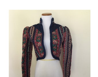 Bolero Cropped Jacket