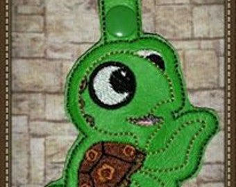 Sea Turtle Key Fob/Zipper Pull