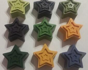 Crayola Star Crayons