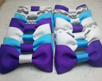 Party Favor Bow Ties (Set of 12)
