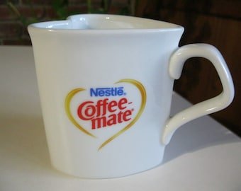 Coffee-Mate Mug Cup, Nestle Mug